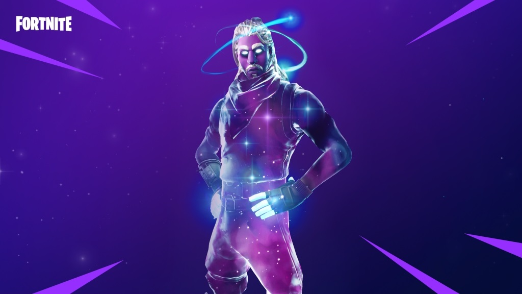 Fornite; screenshot: galaxy