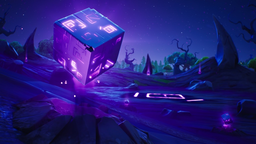 Fortnite, screenshot, season 6, shadow stone