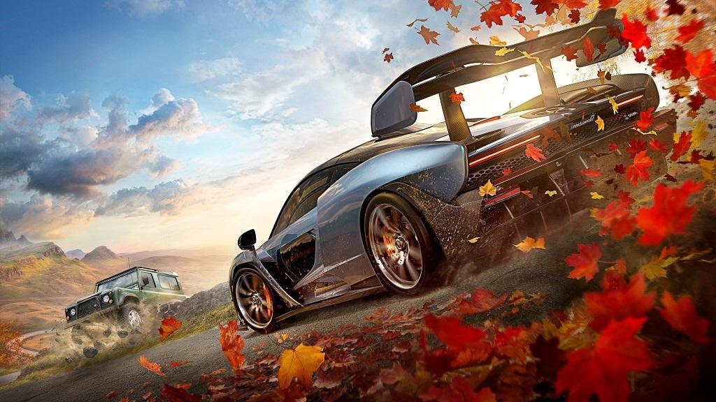 E3 2018; Forza Horizon 4