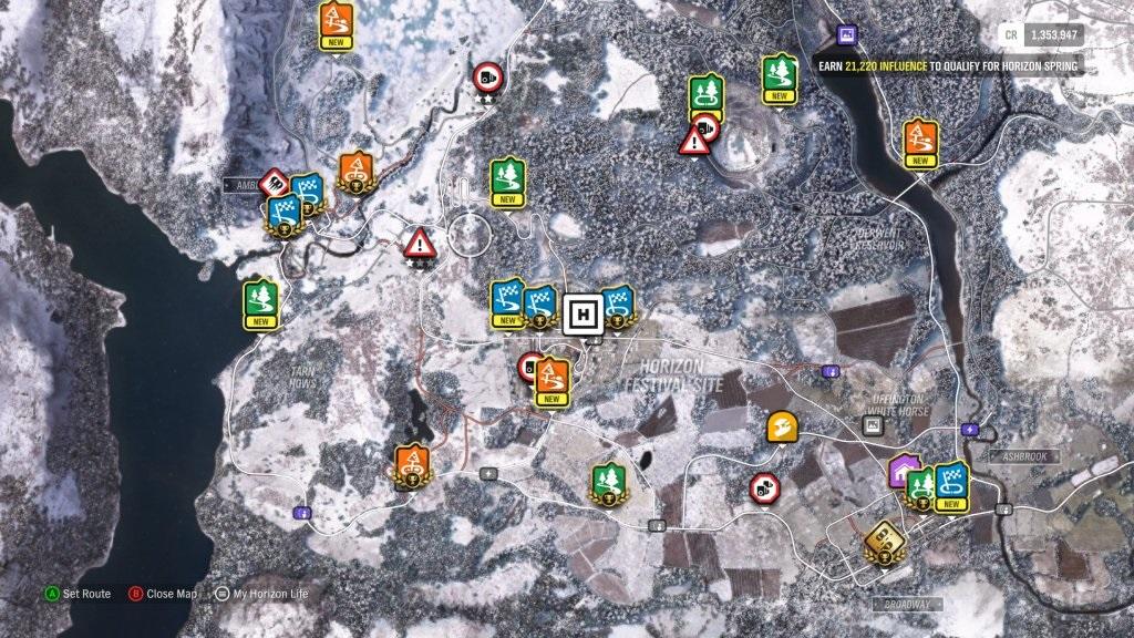 90f126a89e8 Forza Horizon 4  gameplay  mapa ...