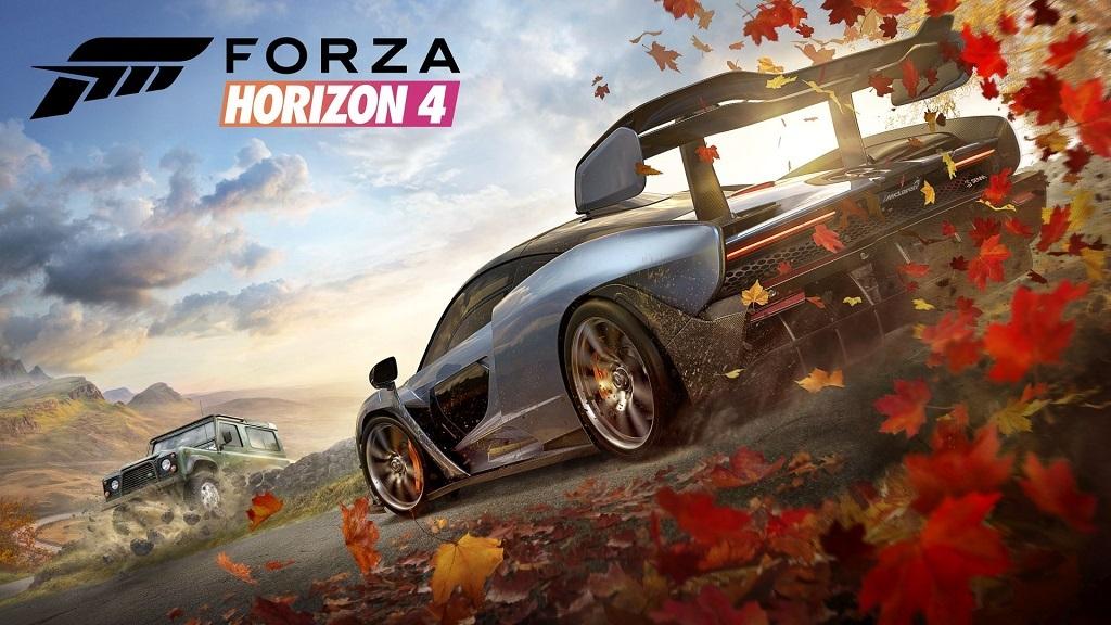 E3 2018, Microsoft, Xbox, Forza Horizon 4