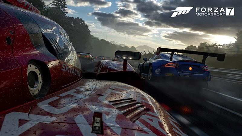 Xbox One X, Forza Motorsport 7