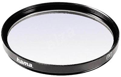 Fotografické filtry na objektiv