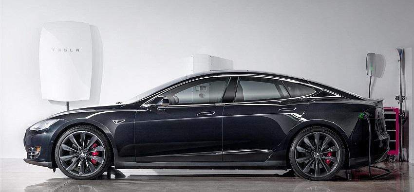 Domácí fotovoltaická elektrárna - nabíjení elektromobilu