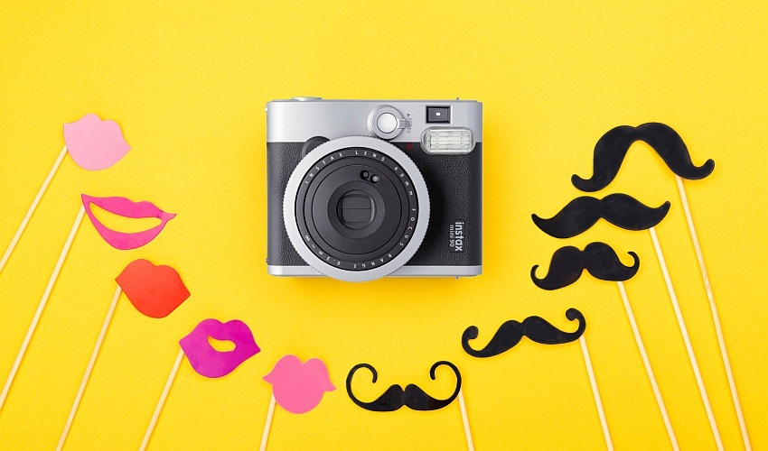 Fujifilm Instax - fotokoutek