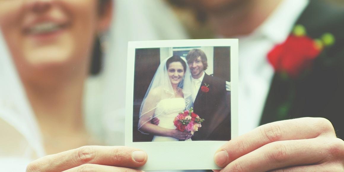 Fujifilm Instax - svatební foto
