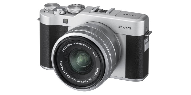 Fujifilm X-A5 (RECENZE)