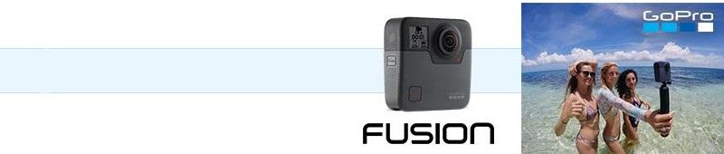 Natáčejte 360° videa s GoPro Fusion