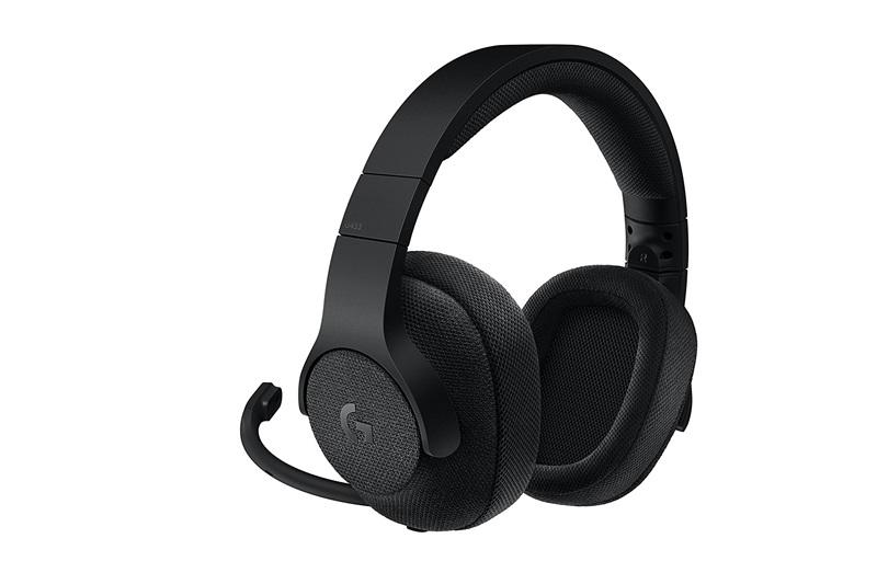 Sluchátka G433 jsou bytelna