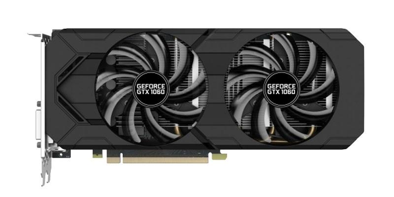 Gainward GTX 1060 3GB v testech