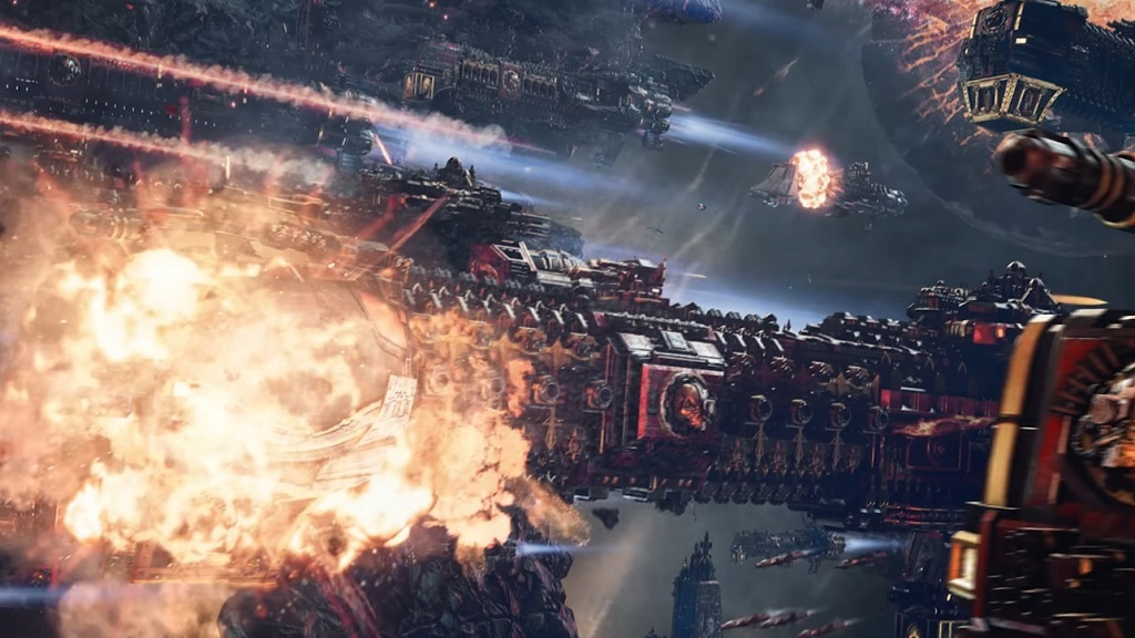 Gamescom 2018; Battlefleet Gothic Armada 2