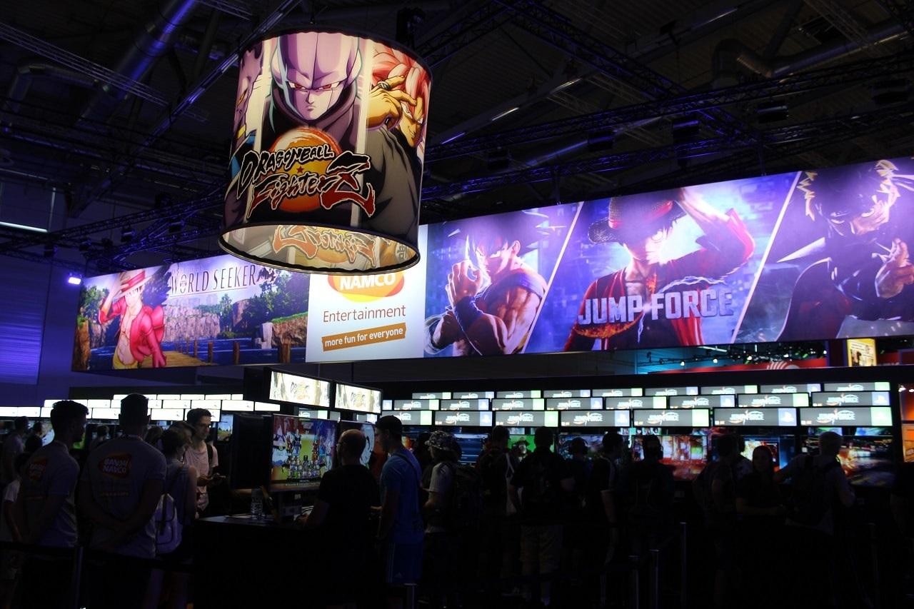 Gamescom 2018; Bandai Namco
