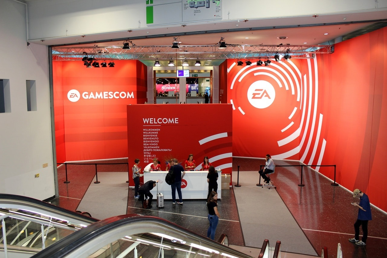 Gamescom 2018; Electronic Arts