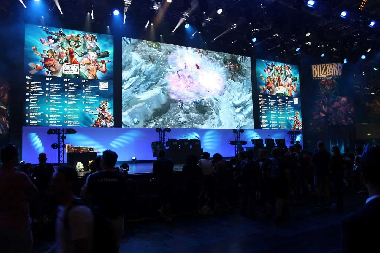 Gamescom 2018; Blizzard Show