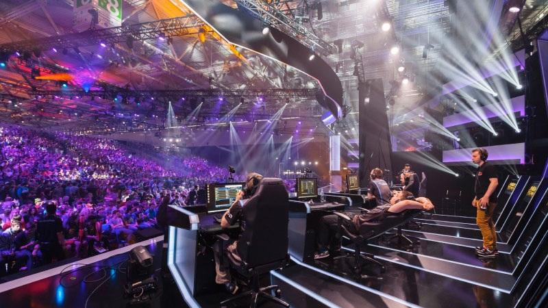 Gamescom 2018; Esport