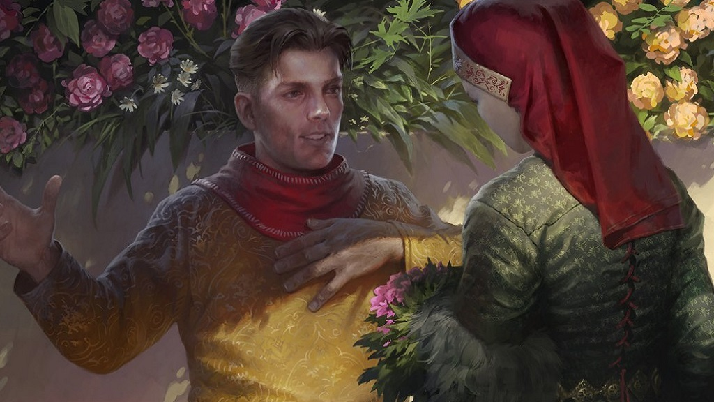 Gamescom 2018; Kingdom Come: Deliverance DLC - The Amorous Adventures of Bold Sir Hans Capon