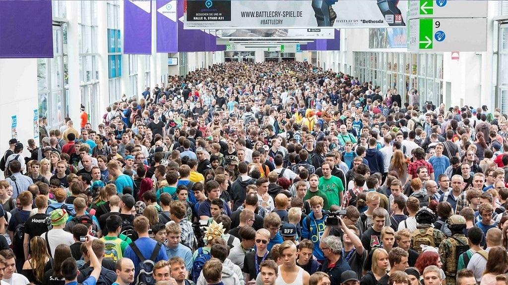 Gamescom 2018; Návštěvníci