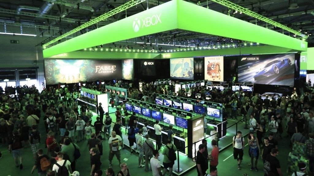 Gamescom 2018; Xbox