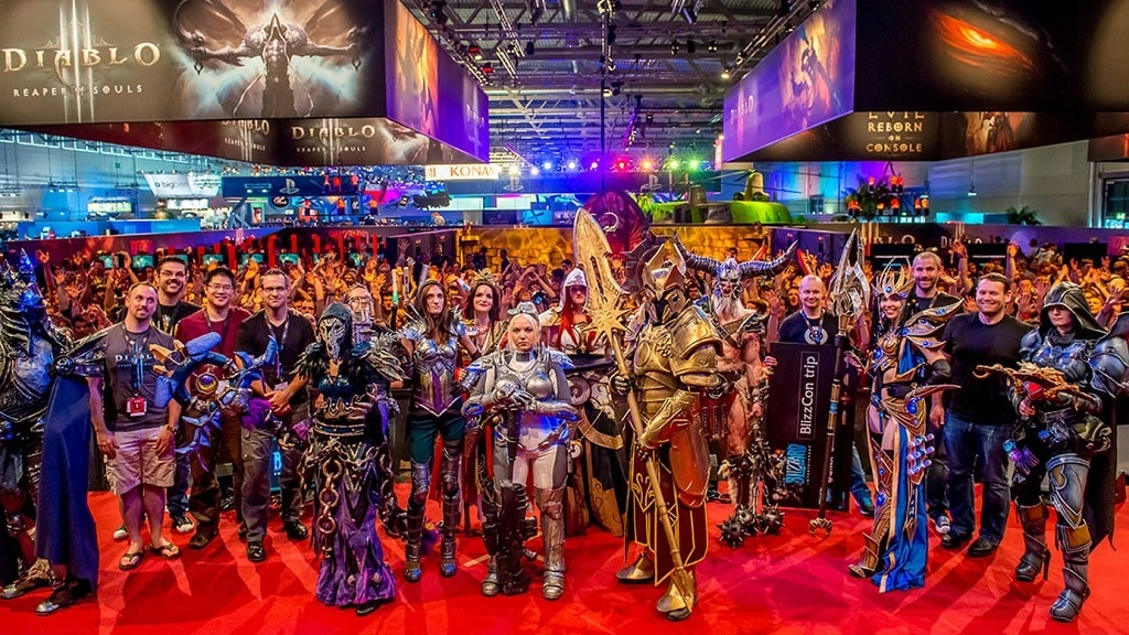 Gamescom 2018; Cosplay