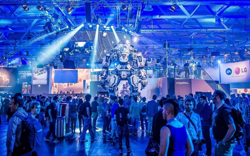 Gamescom 2018; Titanfall