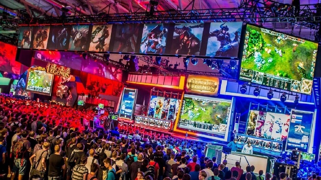 Gamescom 2018; Výstava