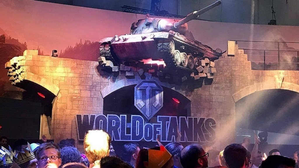 Gamescom 2018; World of Tanks