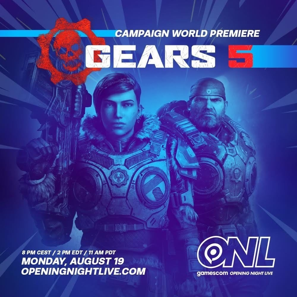 Gears 5; screenshot: premiéra