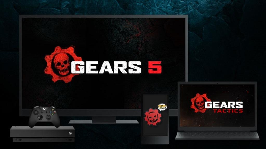 E3 2018; Xbox Microsoft, Gears of War