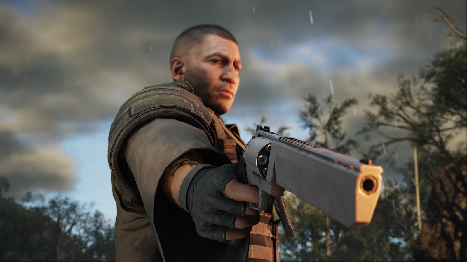 Ghost Recon Breakpoint; gameplay: Bernthal