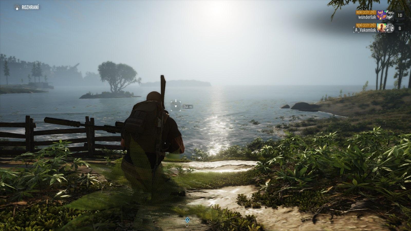 Ghost Recon Breakpoint; gameplay: pobřeží