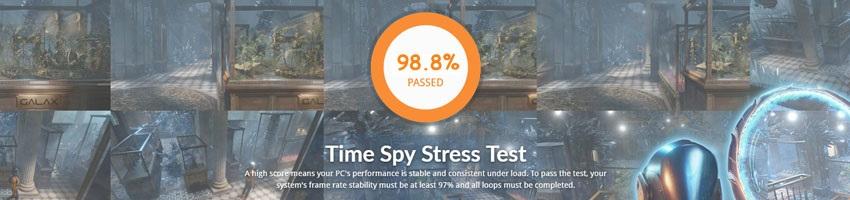 Gigabyte GTX 1080 Ti Gaming OC 11G; 3DMark Stress  Test