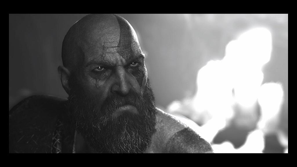 God of War; photo mod, Kratos