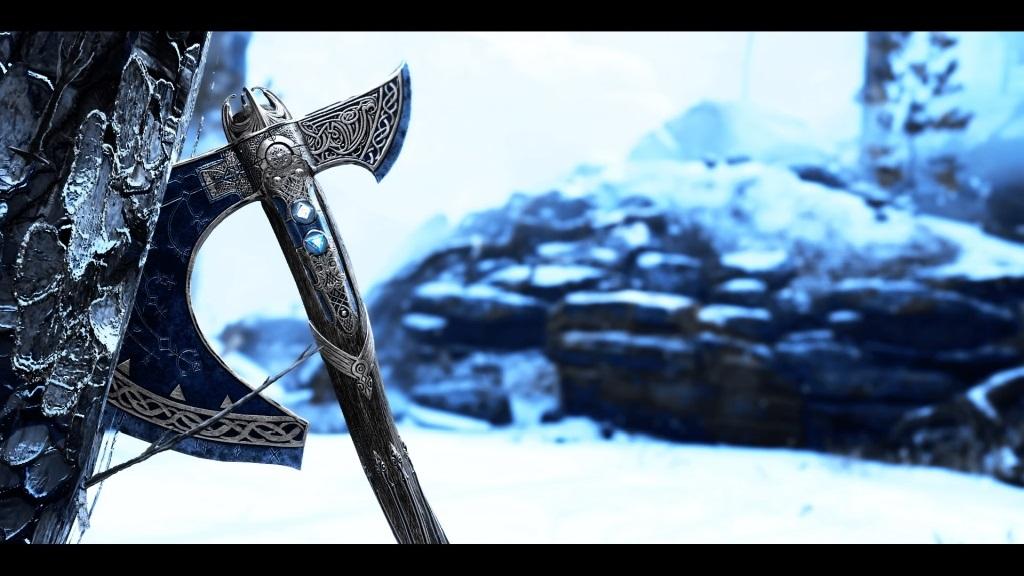 God of War; screenshot: foto režim