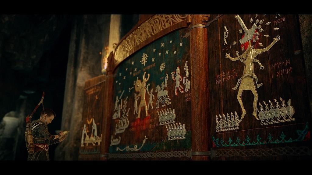 God of War; photo mod, historie