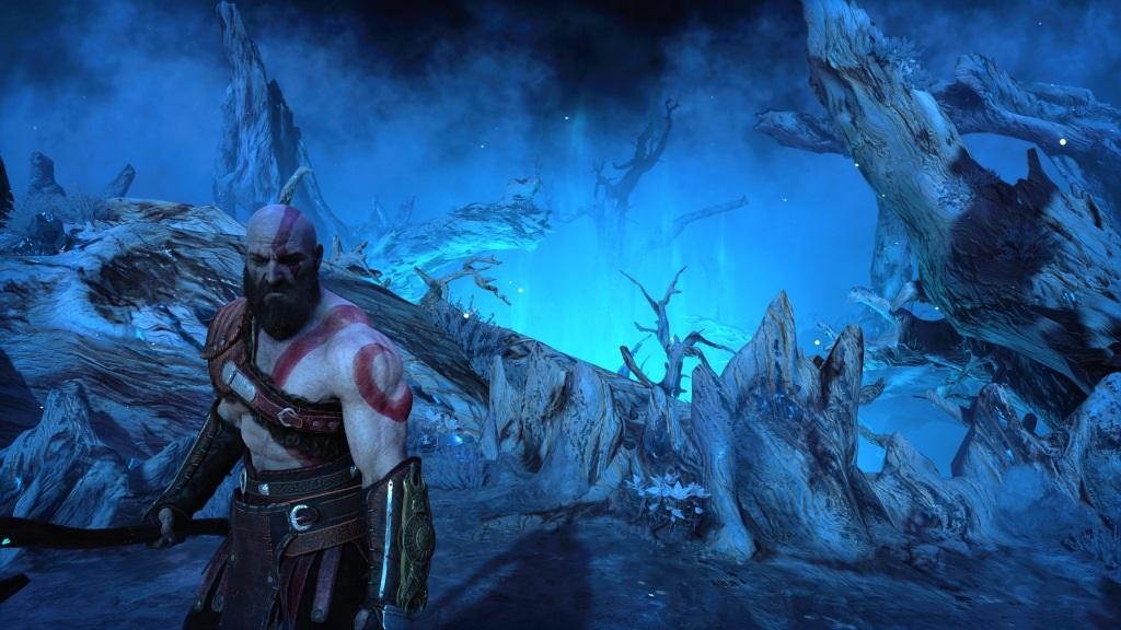 God of War; Gameplay: Yggdrasil