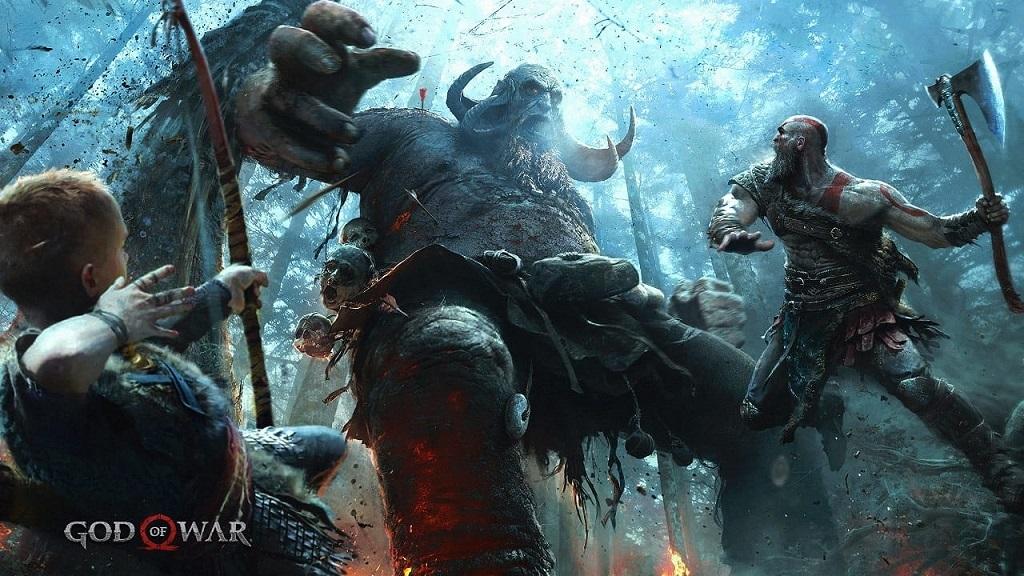God of War; Kratos, Souboj