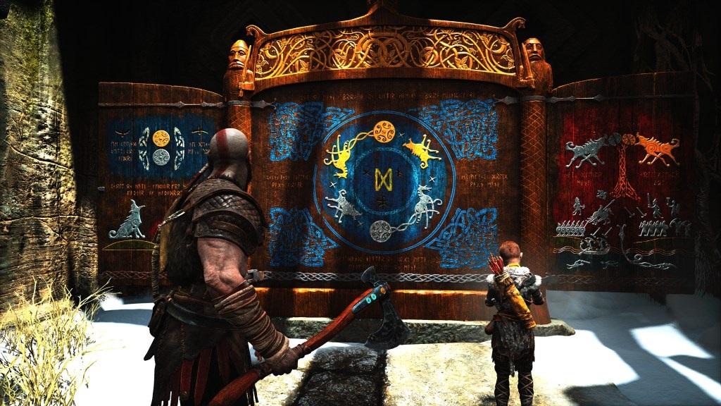 God of War; Gameplay: lore