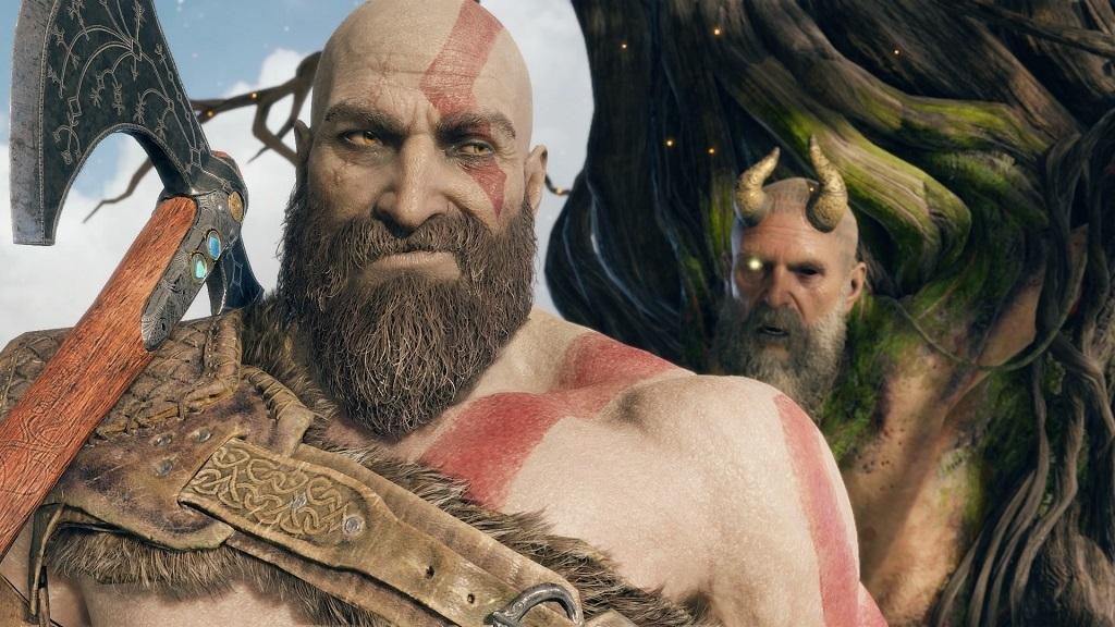 Nejlepší hry Q2 2018; God of War: Kratos