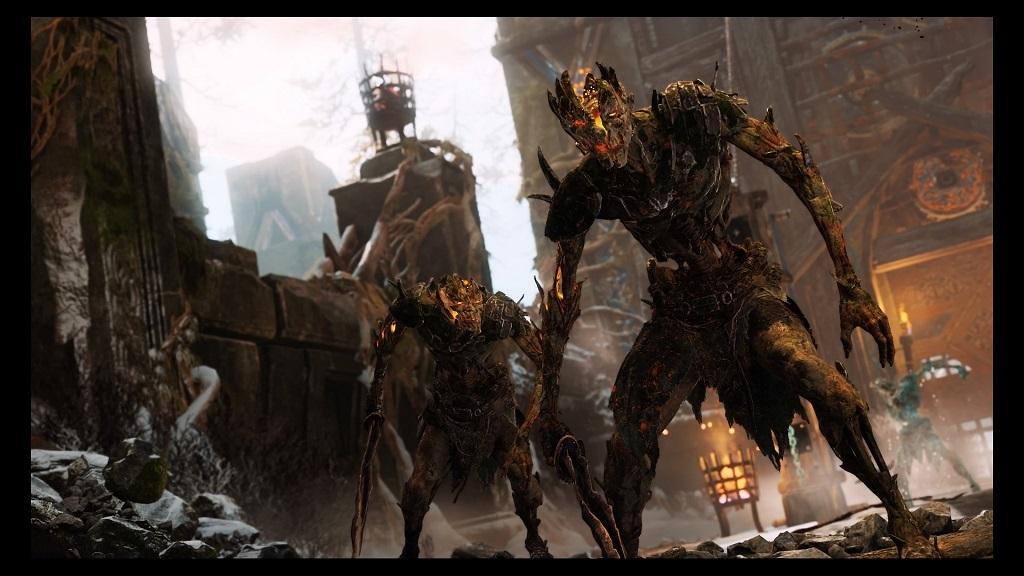 God of War; photo mod, nepřátelé