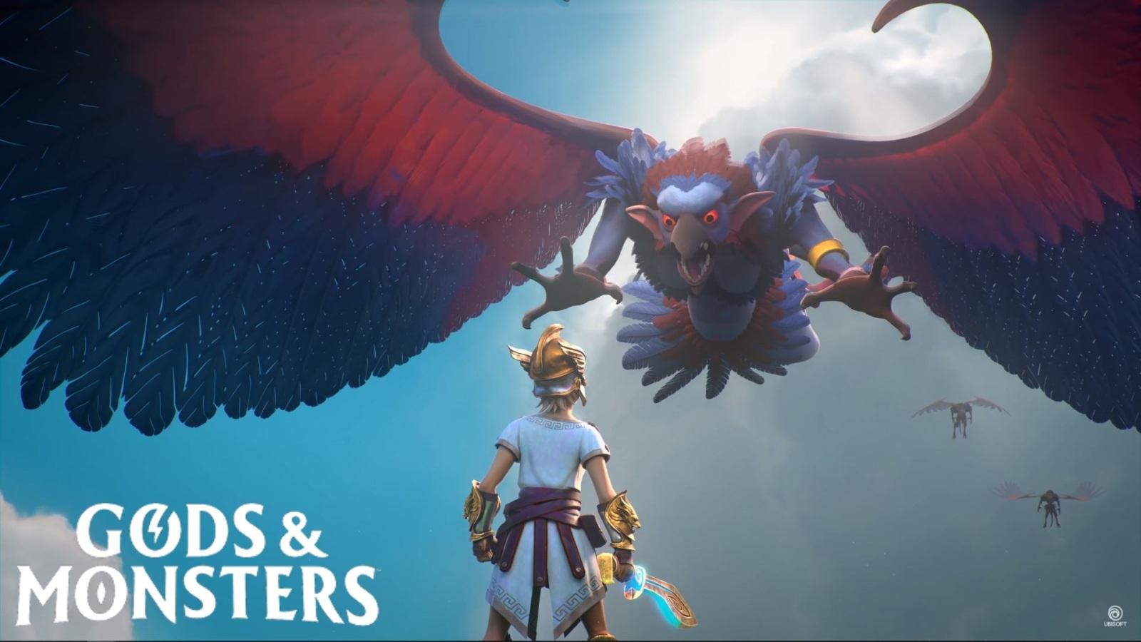 Gods & Monsters; wallpaper: cover