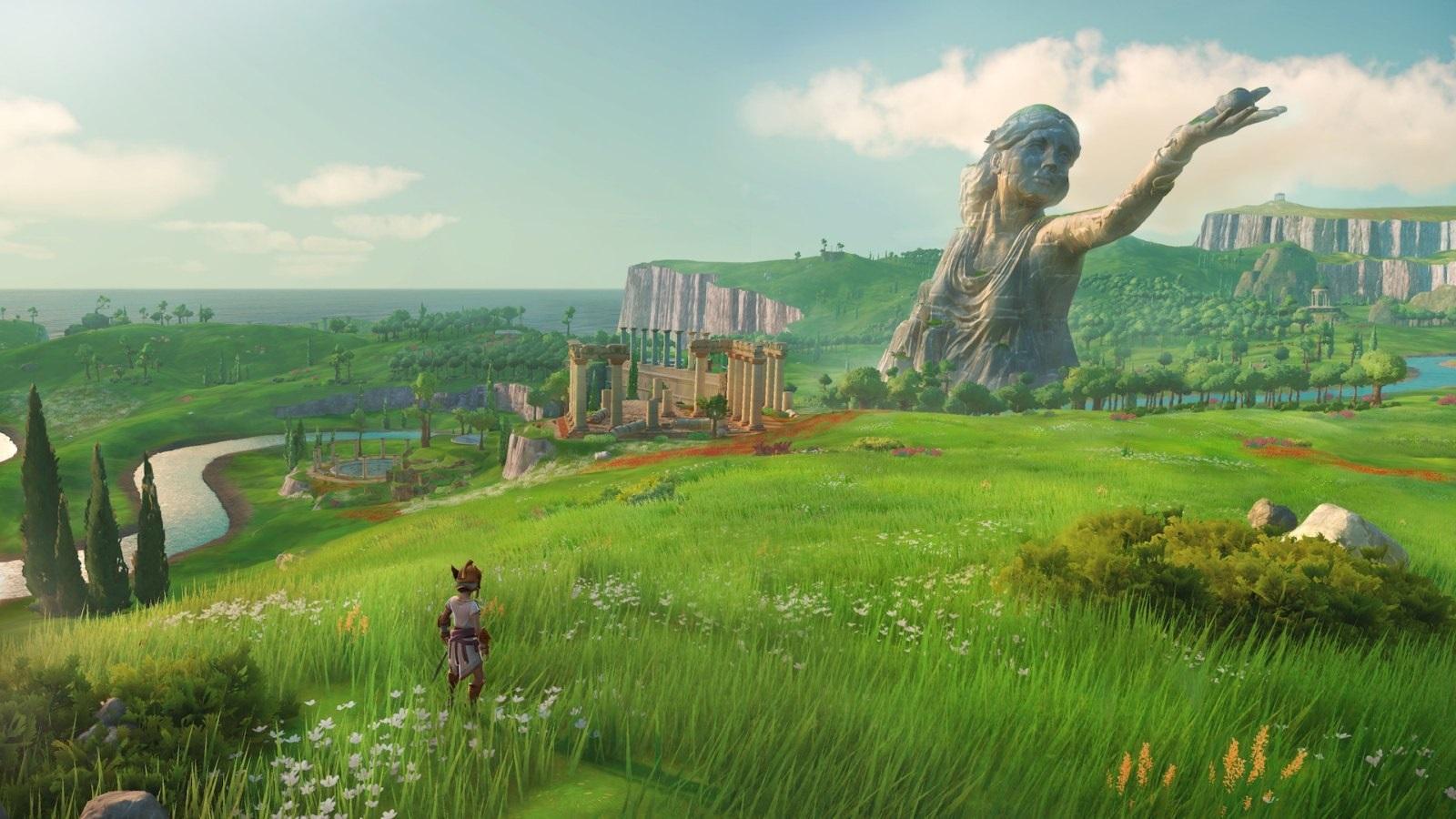 Gods & Monsters; screenshot: lokace