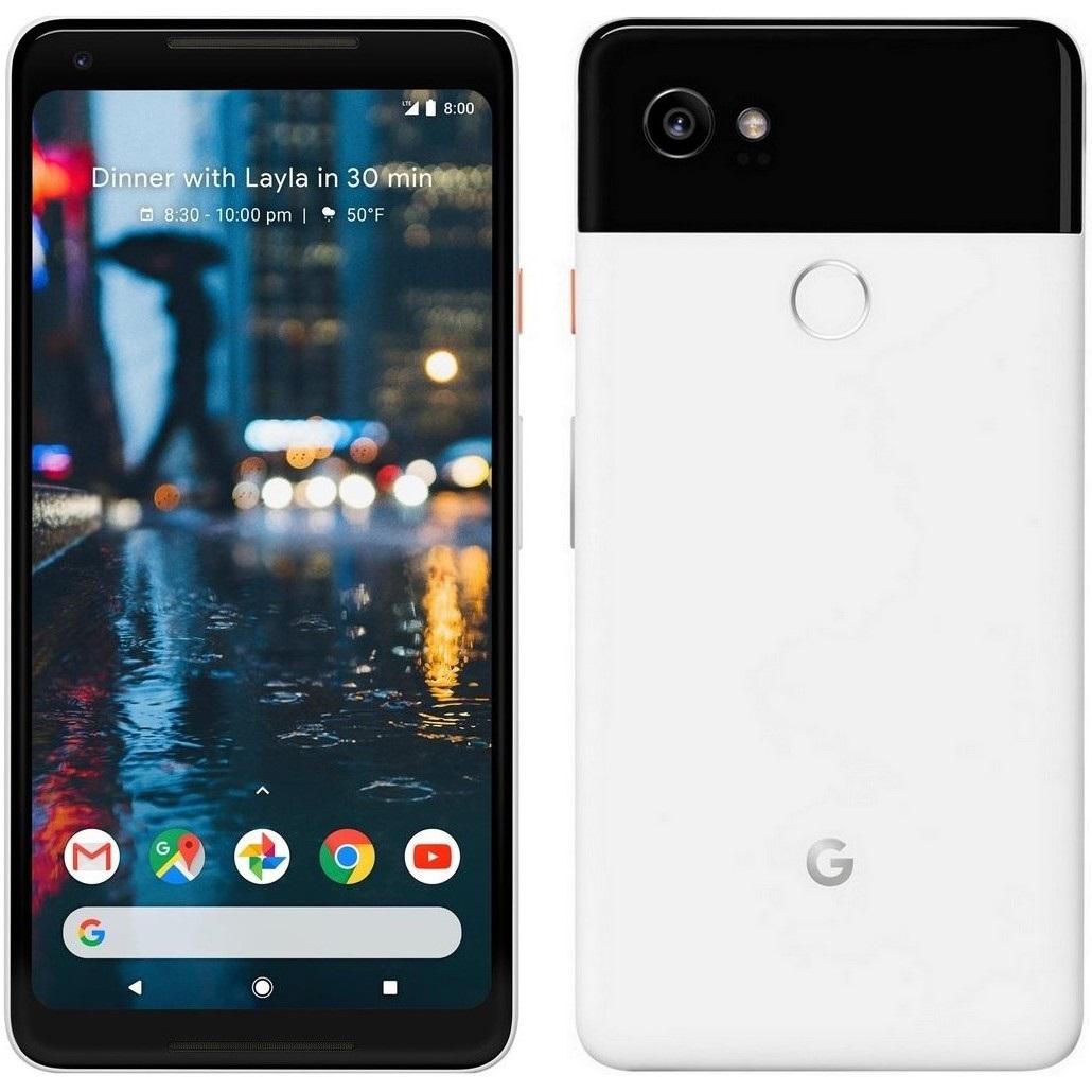 Google Pixel 2 XL, bílý