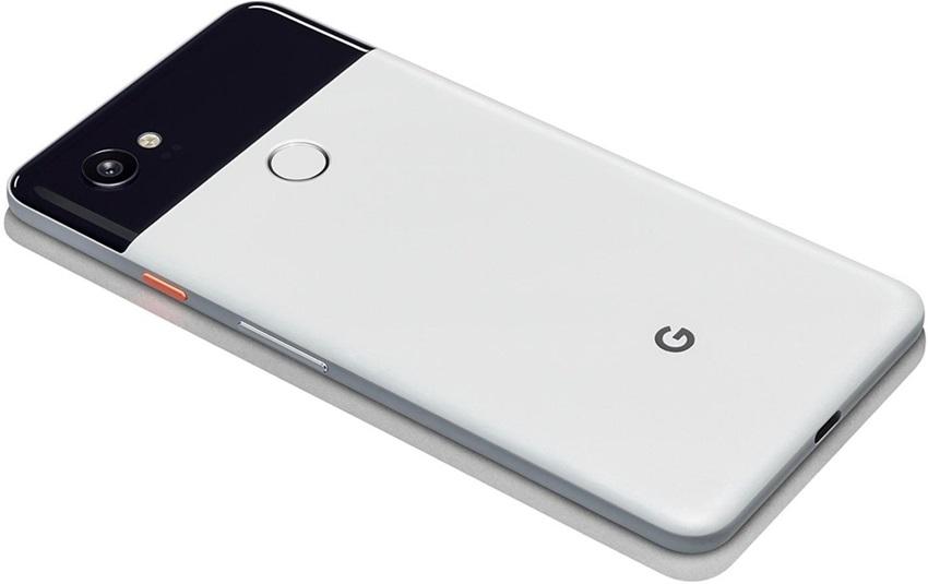Google Pixel 2 zada