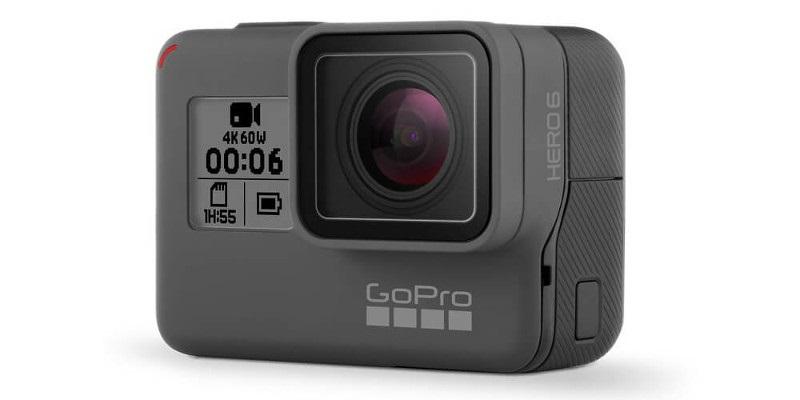 Jak akční kamera GoPro HERO6 obstojí v rukou fotorafa?