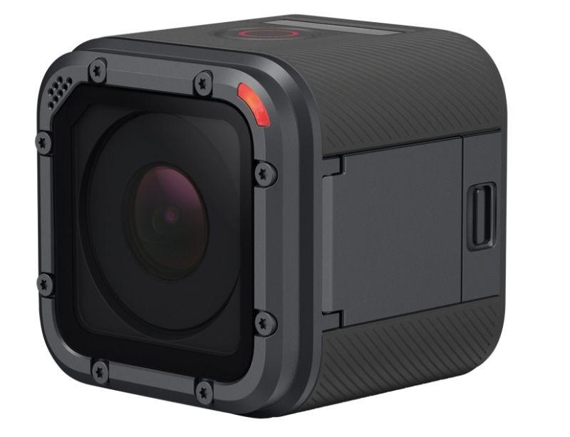 Miniaturní kamera natáčí ve vysokém rozlišení