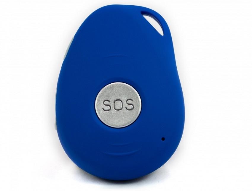 GPS lokátor; SOS tlačítko