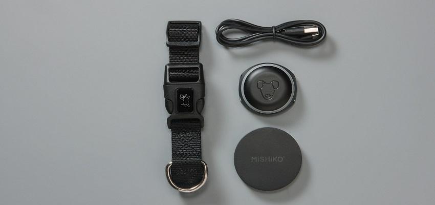 GPS lokátor; obojek