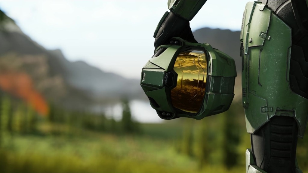 Xbox Two project Scarlett; screenshot: Halo Infinite