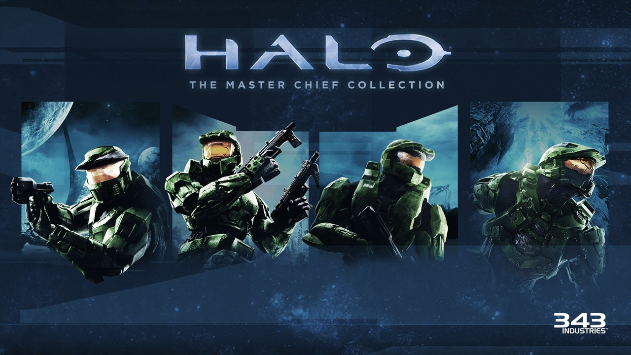 Halo: The Master Chief Collection; screenshot: cover