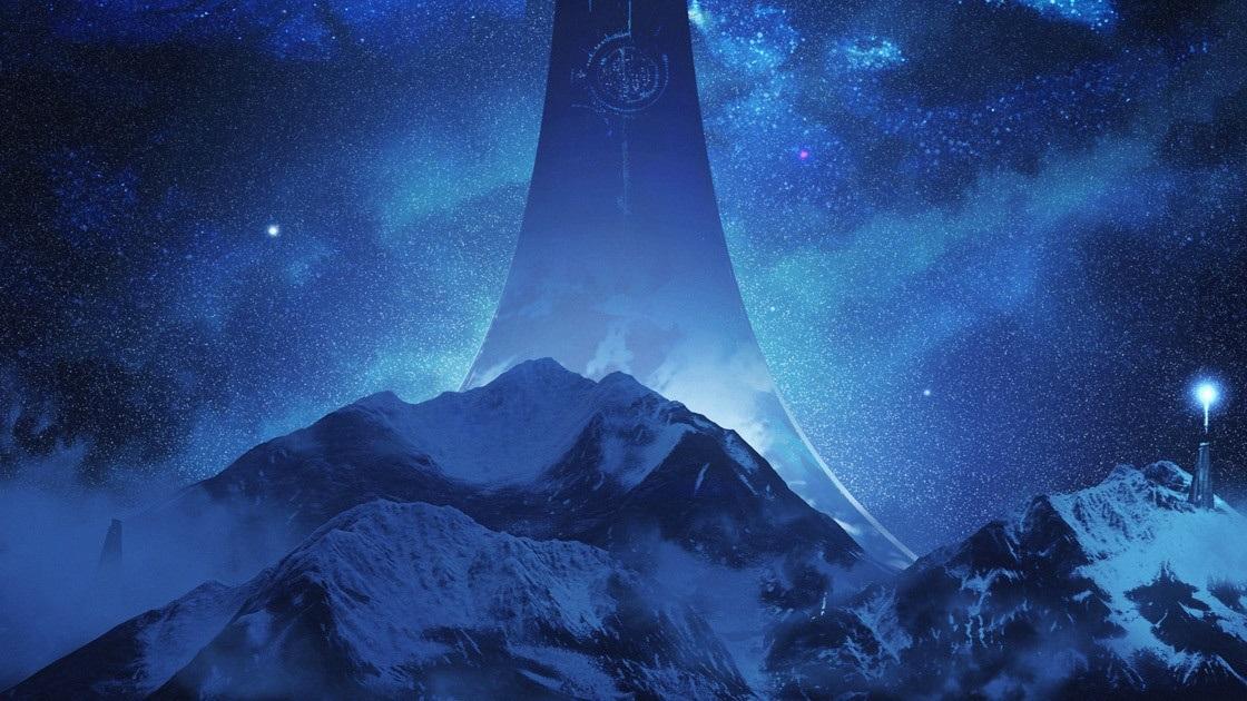 Halo Infinite; artwork: obelisk